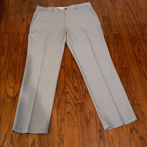 Greg Norman Gray Pants 38 W 34 L